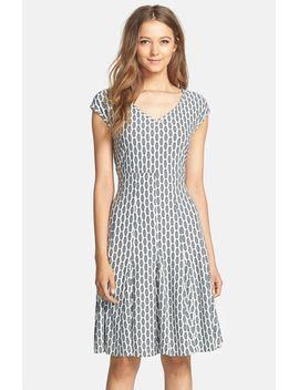 knit-a-line-dress by taylor-dresses