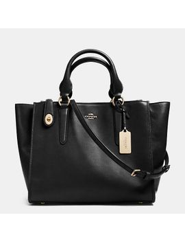 crosbycarryall-in-leather by coach