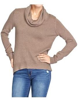 womens-fine-gauge-cowl-neck-sweaters by old-navy