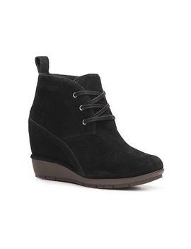 rockport-total-motion-wedge-bootie by womens-rockport-shoes