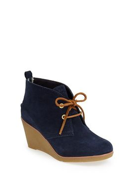 top-sider®-harlow-bootie by sperry