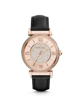 catlin-pavé-rose-gold-tone-watch by michael-kors