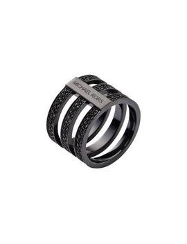 pavé-black-tone-ring by michael-kors