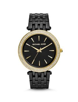 darci-pavé-black-tone-watch by michael-kors