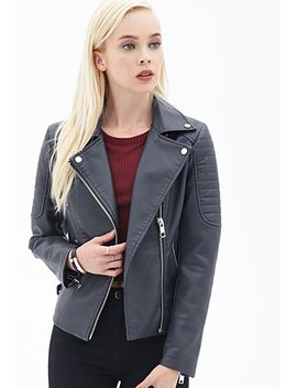 quilted-moto-jacket by forever-21