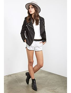 scuba-knit-moto-jacket by forever-21