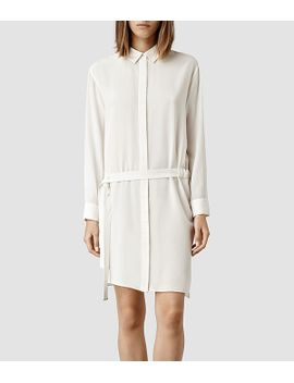 kari-shirt-dress by allsaints