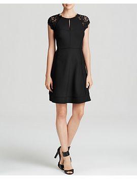 diane-von-furstenberg-dress by maddie-fit-and-flare