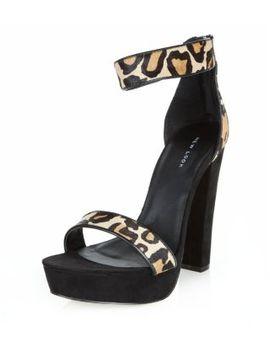 stone-leopard-print-platform-ankle-strap-heels by new-look