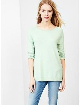 boyfriend-raglan-sweater by gap