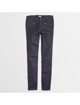 factory-skinny-jean-in-coated-denim by jcrew