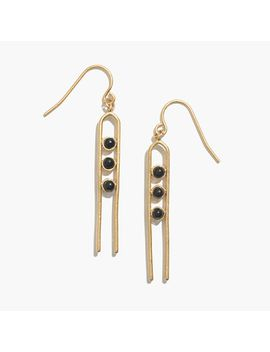 prong-stone-earrings by madewell