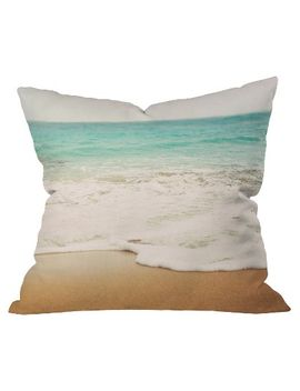 sand-ombre-beach-throw-pillow---deny-designs by deny-designs