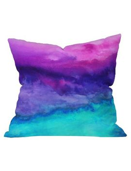 the-sound-throw-pillow---deny-designs® by deny-designs