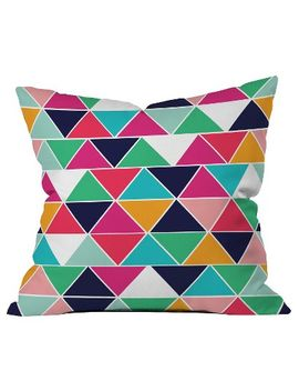 love-triangle-throw-pillow---deny-designs® by deny-designs