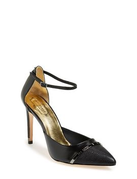 grovenoir-ankle-strap-pump by ted-baker-london