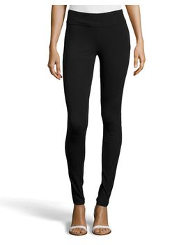 ponte-legging-pants,-black by diane-von-furstenberg