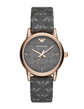 logo-pvc-strap-watch,-28mm by emporio-armani