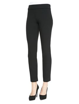 harmony-stretch-knit-leggings by diane-von-furstenberg