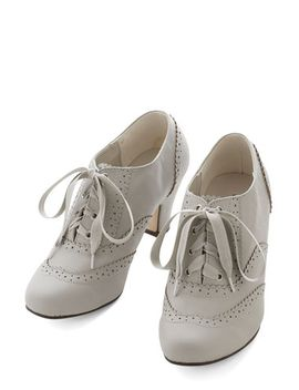 dance-instead-of-walking-heel-in-grey by modcloth