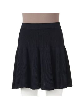 candies®-ribbed-sweater-skirt---juniors by kohls