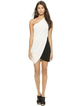 jane-one-shoulder-dress by ramy-brook