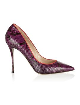 the-outnetpython-pumps by nicholas-kirkwood