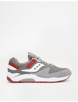 saucony-grid-9000-sneakers by saucony