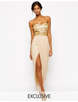 virgos-lounge-ava-bandeau-maxi-dress-with-embellishment by virgos-lounge