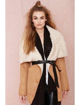 jeran-coat by nasty-gal