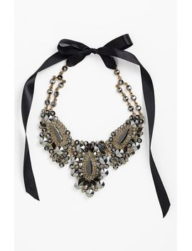 crystal-collar-necklace by tasha