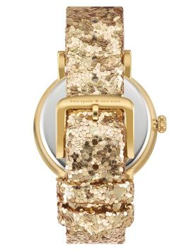 metro-crystal-bezel-watch-&-straps-set,-38mm by kate-spade-new-york
