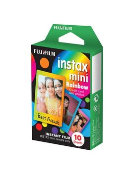 instax-mini-rainbow-instant-film by fujifilm
