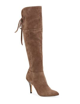 at-rialla-split-suede-tall-boots by arturo-chiang