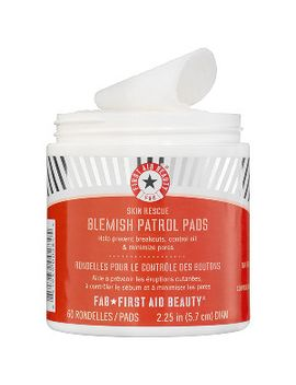 skin-rescue-blemish-patrol-pads by first-aid-beauty