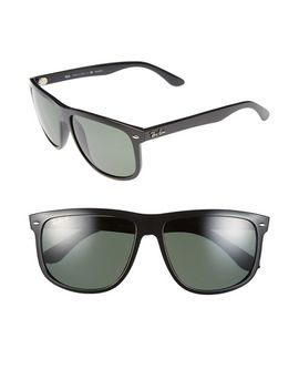 boyfriend-60mm-polarized-sunglasses by ray-ban