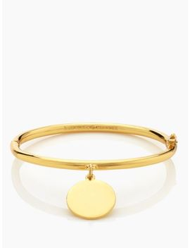 partners-in-crime-hinged-bangle by kate-spade