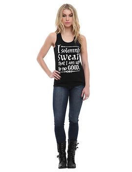 harry-potter-solemnly-swear-girls-tank-top by hot-topic