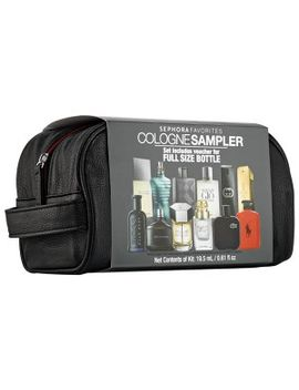 cologne-sampler by sephora