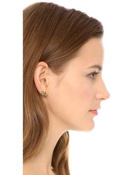 livia-stud-earrings by tory-burch