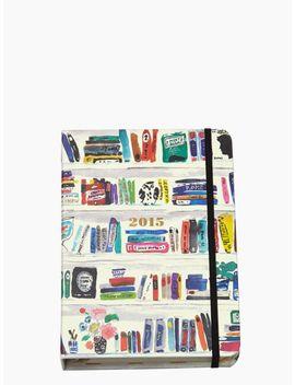 2015-17-month-medium-agenda---bella-bookshelf by kate-spade