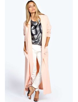 camille-duster-coat by boohoo