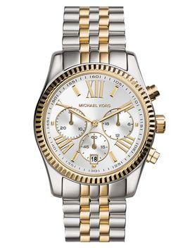 lexington-chronograph-bracelet-watch,-38mm by michael-kors