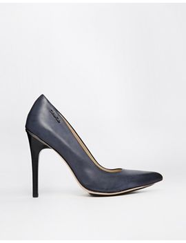 calvin-klein-ramsy-heeled-court-shoes by calvin-klein