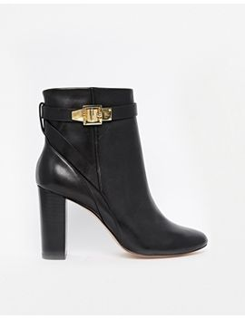 ted-baker-black-leather-micka-heeled-ankle-boots by ted-baker