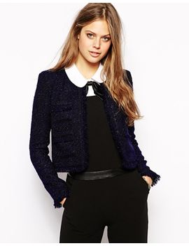 supertrash-jiggly-boucle-jacket-with-raw-edge-detail by supertrash