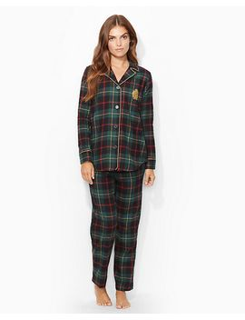 plaid-cotton-pajama-set by ralph-lauren