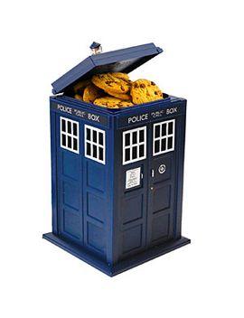 doctor-who-tardis-talking-cookie-jar by think-geek