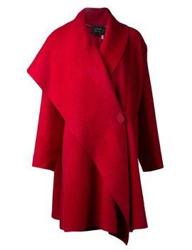 oversized-blanket-coat by lanvin