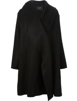 oversized-cape-coat by lanvin